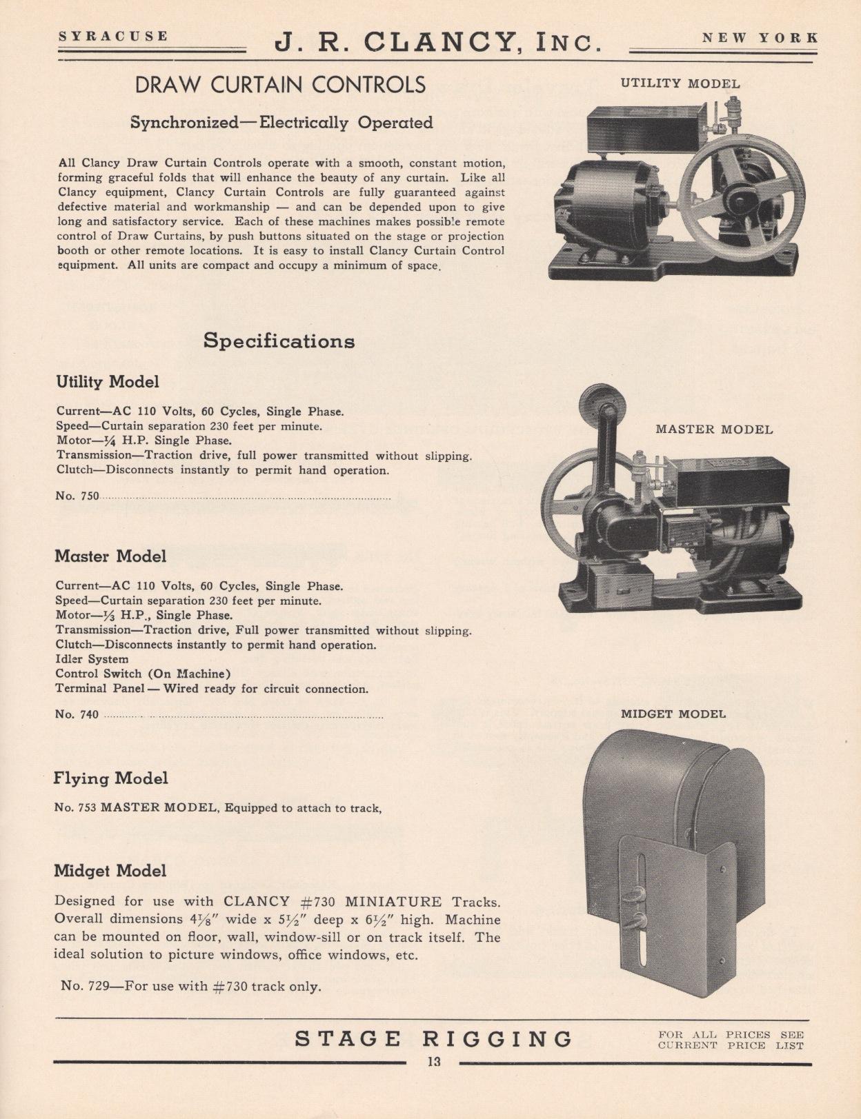 jrclancyarchive usitt org - /c52 1960/